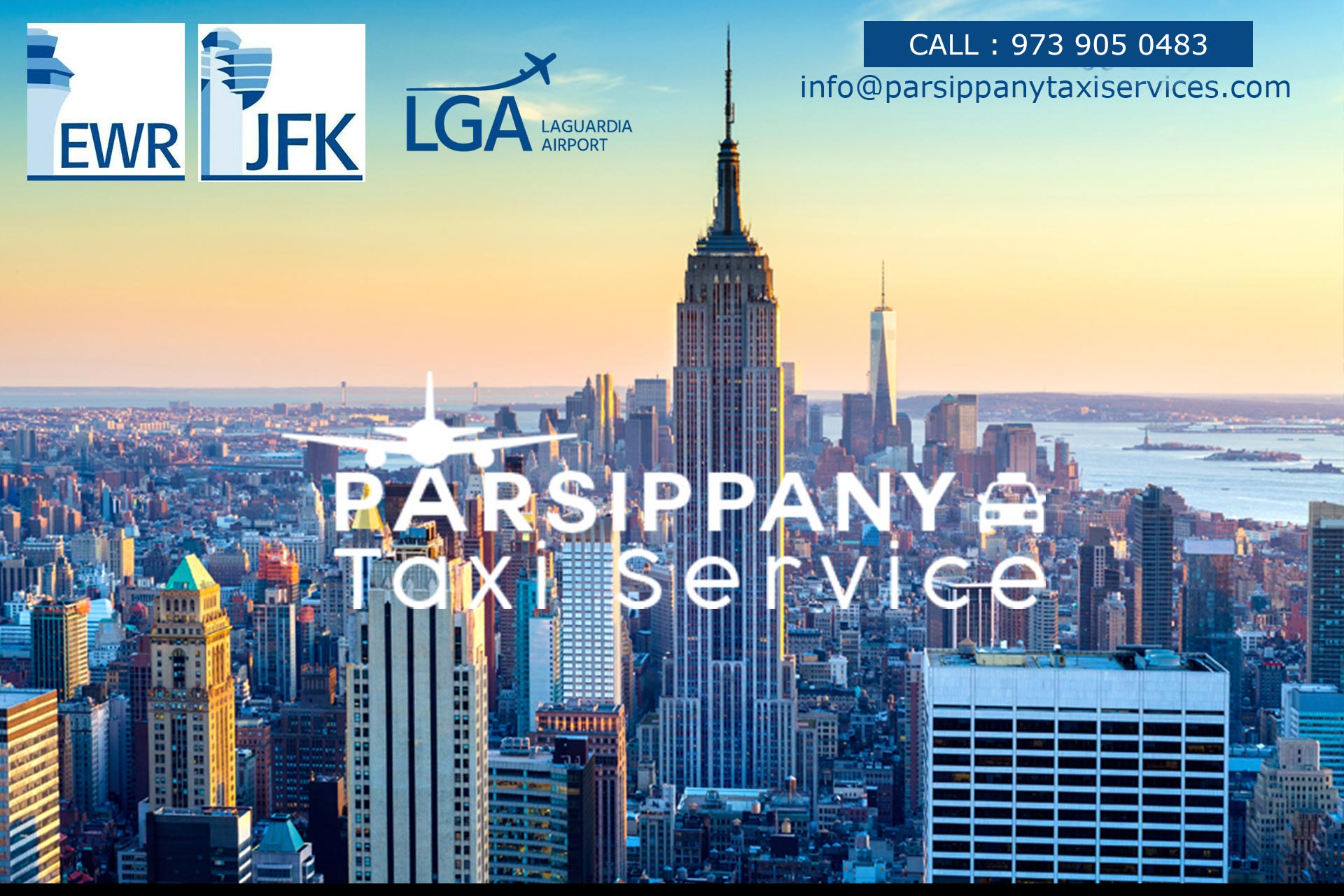 Parsippany Taxi Services